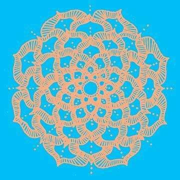 Mandala I by ClaraFae