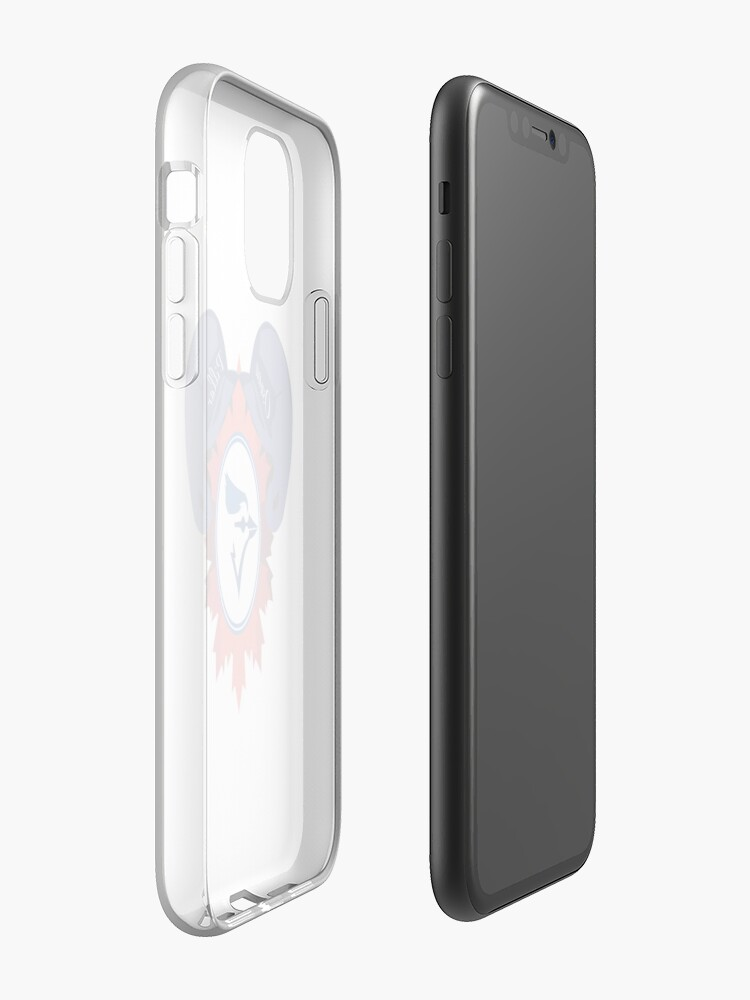 Donutfox iphone case