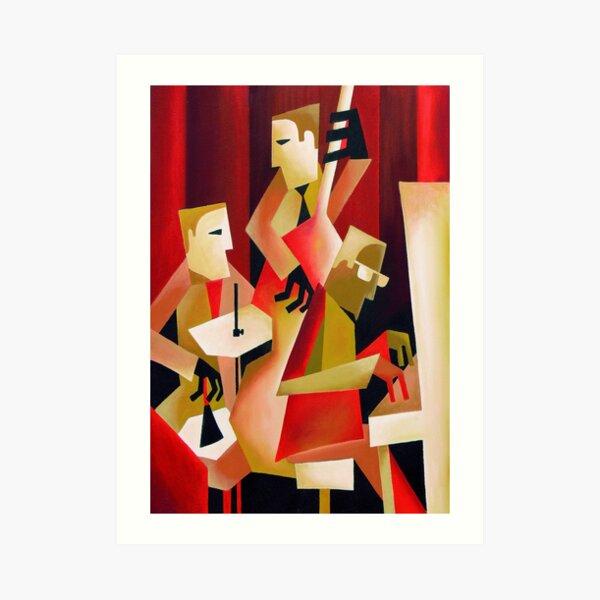 HORACE PARLAN TRIO, CHRISTIANIA, COPENHAGEN Art Print