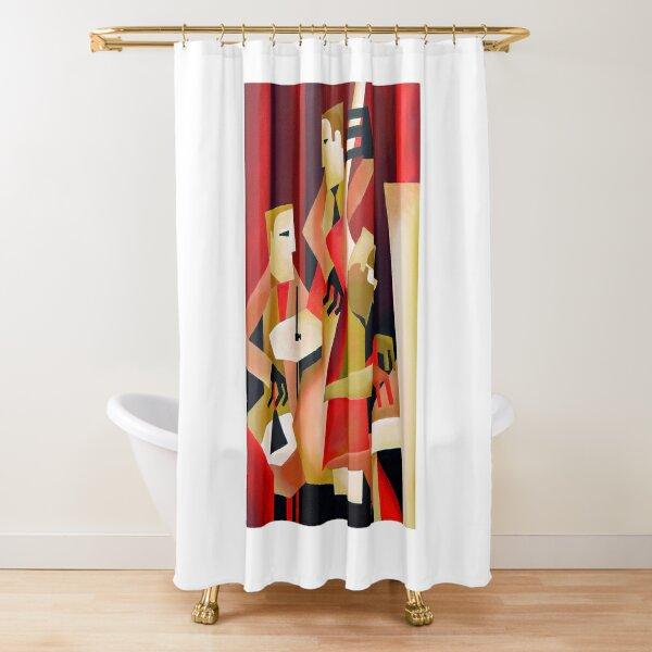 HORACE PARLAN TRIO, CHRISTIANIA, COPENHAGEN Shower Curtain