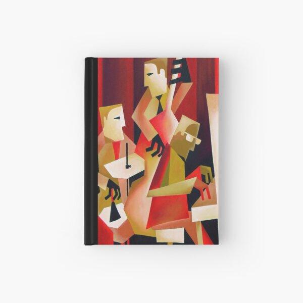 HORACE PARLAN TRIO, CHRISTIANIA, COPENHAGEN Hardcover Journal