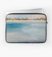 EARLY MORNING ACROSS THE BAY Laptop Sleeve