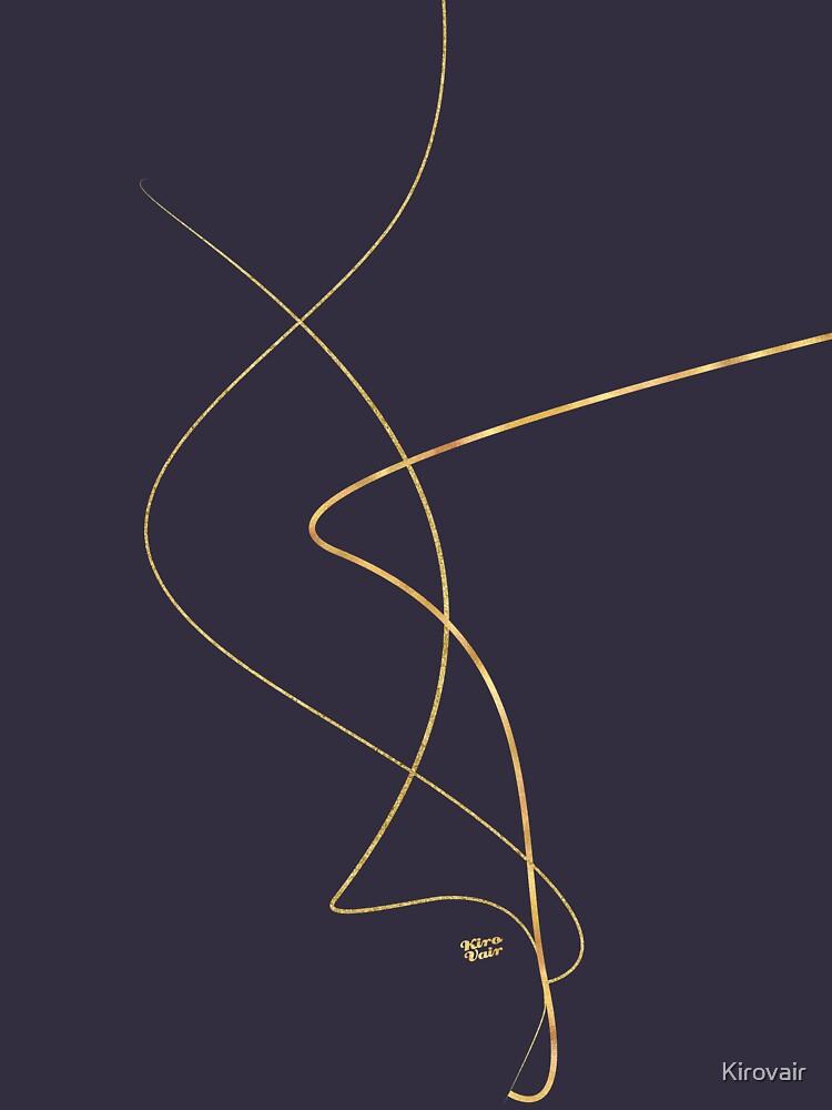 Kintsugi 2 #art #decor #buyart #japanese #gold #white #kirovair #design by Kirovair
