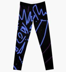 Blu Dancer Leggings
