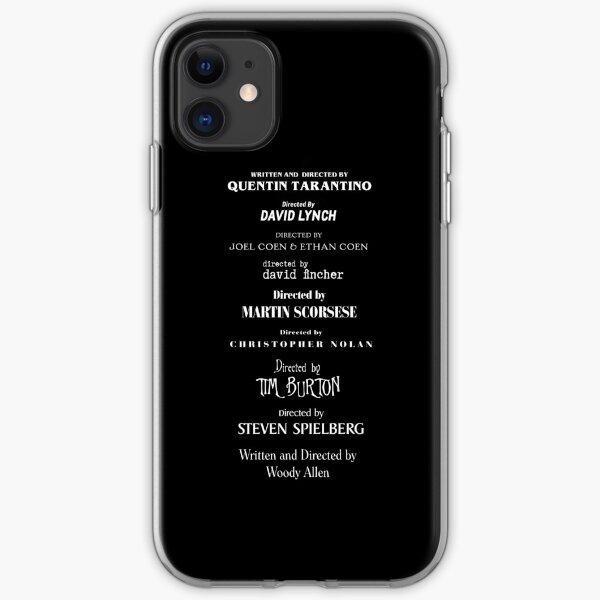 Filmmakers  iPhone Soft Case
