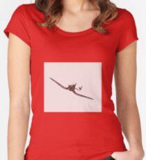 F-4U Corsaire [comics edition] 3 Women's Fitted Scoop T-Shirt