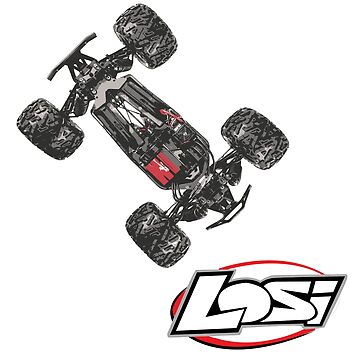 Monster Truck Losi tribute by 2piu2design