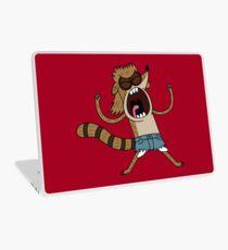 Rigby, The Death Kwon Do Freak Laptop Skin