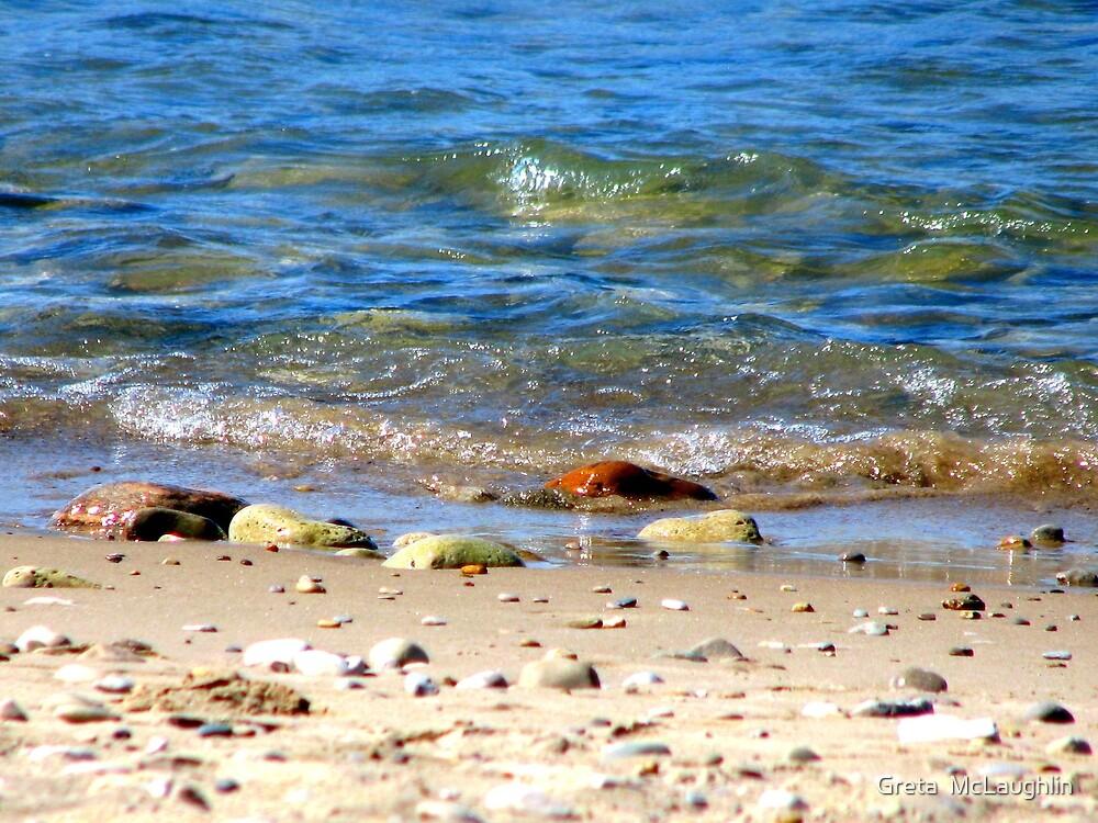 A Day at the Beach by Greta  McLaughlin