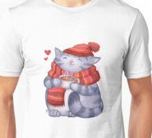 Cozy Cat Unisex T-Shirt