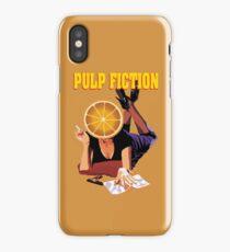 Juice Fiction iPhone Case/Skin
