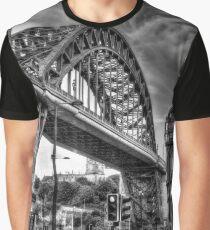 Newcastle Bridge Graphic T-Shirt