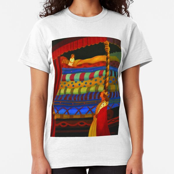 THE PRINCESS AND THE PEA Classic T-Shirt
