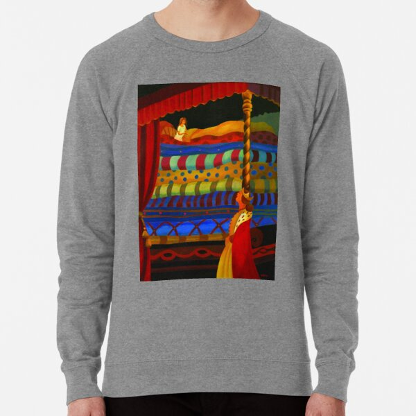 THE PRINCESS AND THE PEA Lightweight Sweatshirt