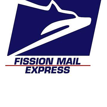 Fission Mail Express by StarzeroDigital