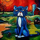 """""""Toffle the Tomcat"""" by Chad Elliott by Wildermans"""