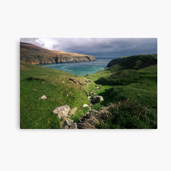 The Silver Strand Canvas Print