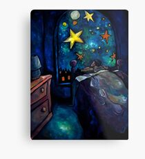 """The Brightest Night Light"" by Chad Elliott Metal Print"