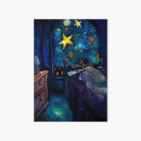 """The Brightest Night Light"" by Chad Elliott Art Board Print"