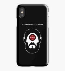 Cyberclops iPhone Case/Skin