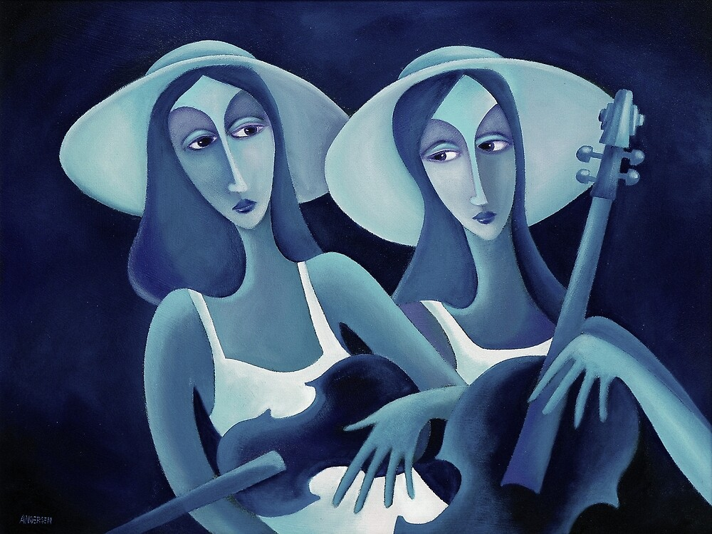 MUSICALE DE JOUR by Thomas Andersen