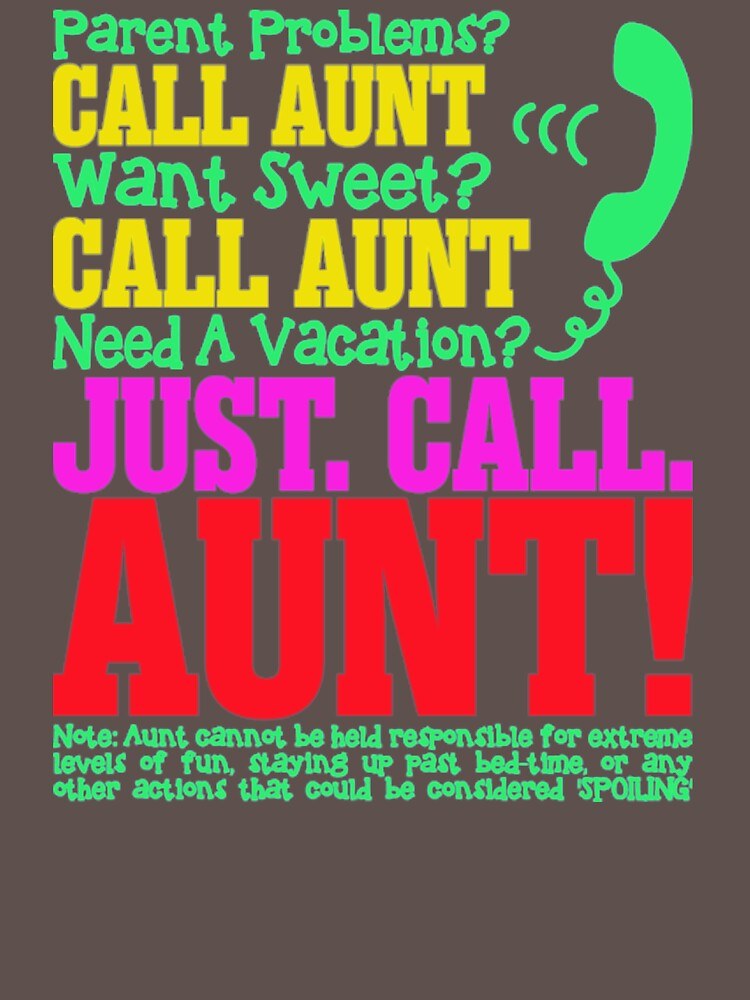 Parent Problems Just Call Aunt OY59 Trending by Diniansia