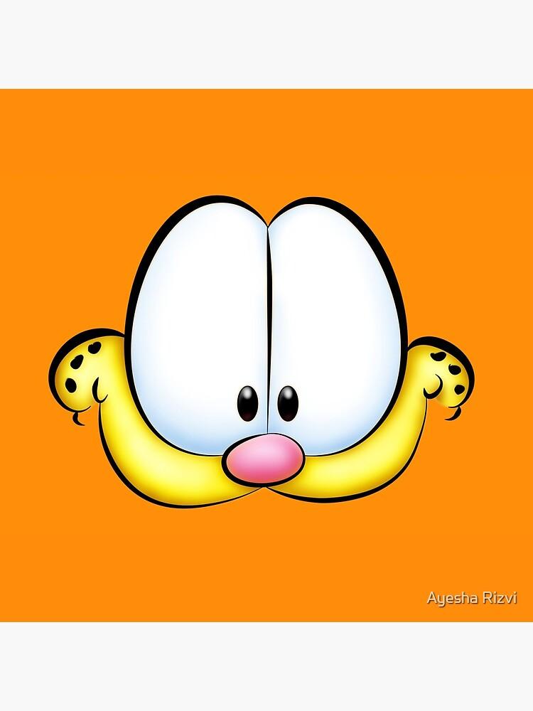Garfield! by ayesharizvi