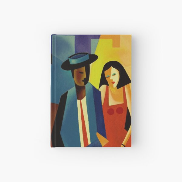 LESTER AND MARY DALE YOUNG Hardcover Journal