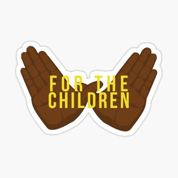 Wu-tang pour les enfants Sticker