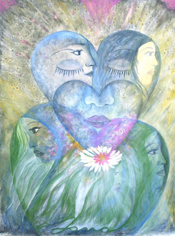 heart of the lotus by janaschmidt