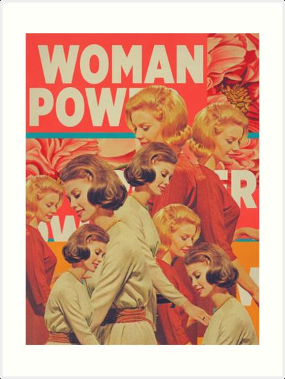 Frauen-Power von Frank  Moth