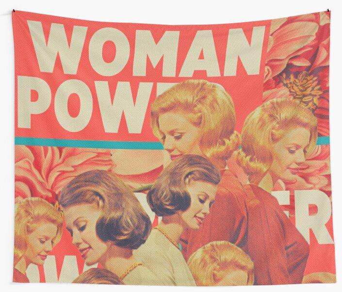 Woman Power by Frank  Moth