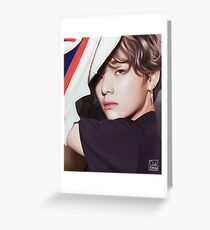 Taehyung- Love yourself Greeting Card