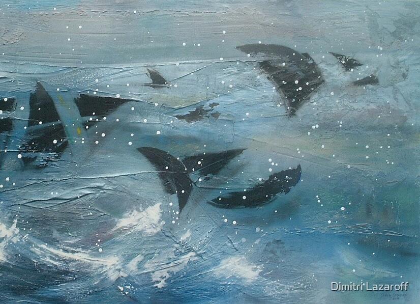 Black sails by Dimitri Lazaroff