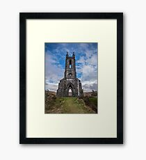 Dunlewy Church Framed Print