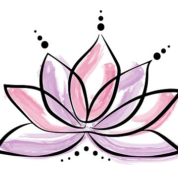 Pink Lotus by ampdesigns