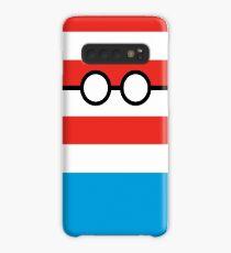 Where's Wally Case Case/Skin for Samsung Galaxy