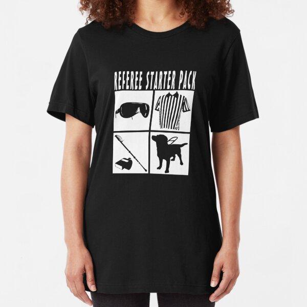Referee Starter Pack Slim Fit T-Shirt