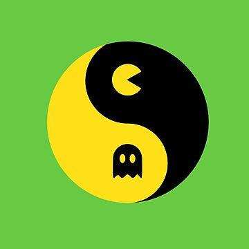 Yin Yang Ghosts by tshirtbaba