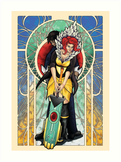 We all Become - Transistor by Susmishious
