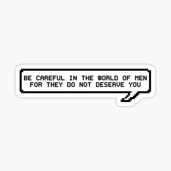 tu as été mon plus grand amour Sticker