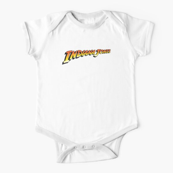 Indiana Jones Body de manga corta para bebé