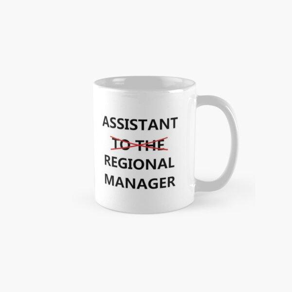 un peu comme Dwight Schrute de The Office. Mug classique