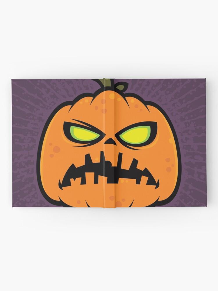 Alternate view of Pumpkin Zombie Hardcover Journal