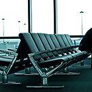 Delayed Flight by aaronarroy