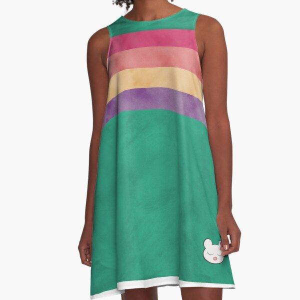 Star Butterfly (Rainbow model) Vestido acampanado