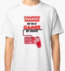 Gamer programmer T shirt Classic T-Shirt
