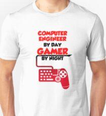 Gamer programmer T shirt Unisex T-Shirt