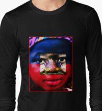 Haitian Pride Long Sleeve T-Shirt