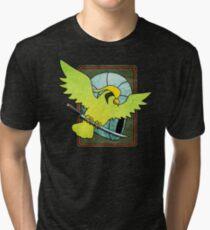 Clan Helix Fossil Tri-blend T-Shirt